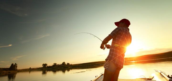 Подготовка к улову рыбы